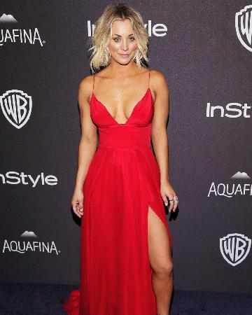 Kaley cuoco has shared with fans of funny memories