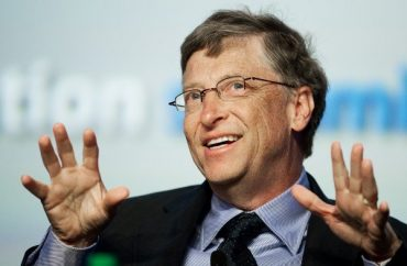 Bill gates still the richest man on Earth