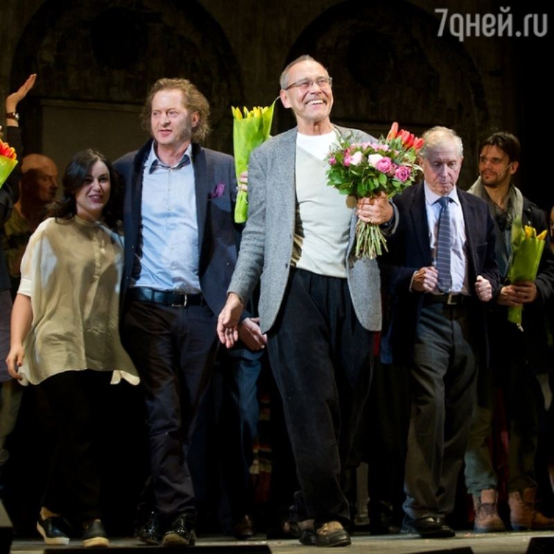 Nikita Mikhalkov spoke about children and grandchildren 06.06.2011 70