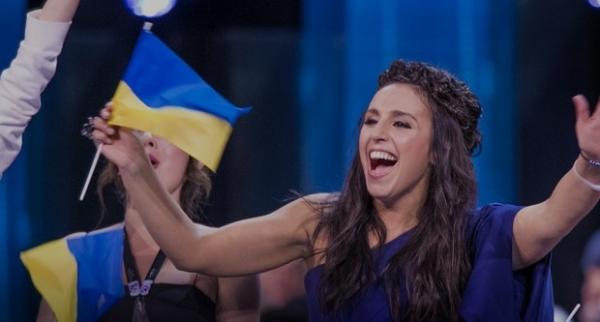 Výsledek obrázku pro foto jamal eurovize 2016