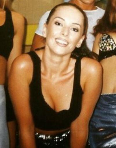 Жанна Фриске молодая,в молодости 20 лет интервью В
