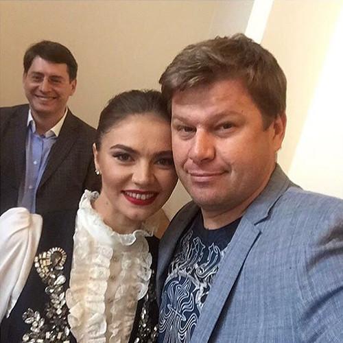 alina kabaeva son - photo #10