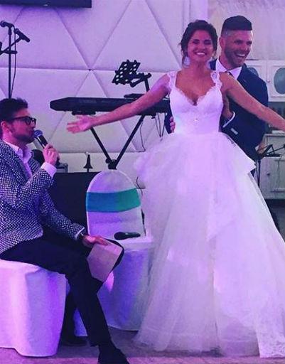 Юлия топольницкая фото свадьбы