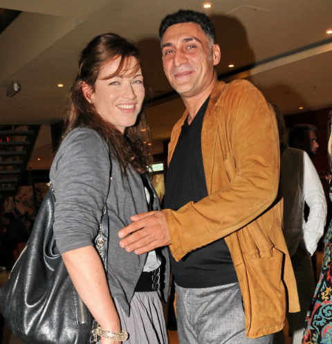Wife of Tigran Keosayan will celebrate New year together ...