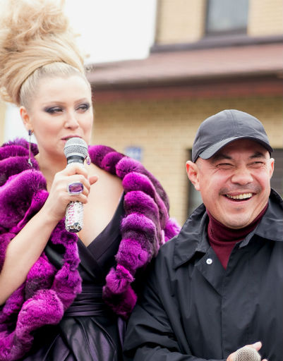 Alexey Panin found a new mother for his daughter 01/19/2011