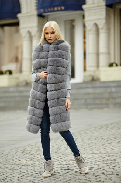Alena Shishkova became a designer of fur coats | Celebrity News