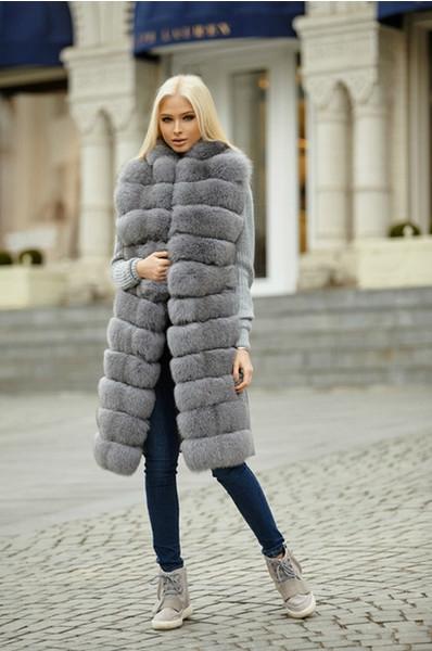 Alena Shishkova became a designer of fur coats | Celebrity News