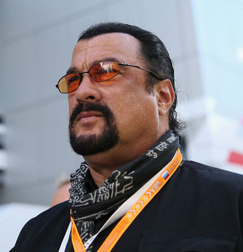 Stephen Seagal expects to receive Russian citizenship 09/14/2016