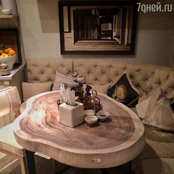 Ksenia Sobchak Showed His House On The Ruble