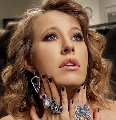 Kseniya Sobchak Nude Photos 64