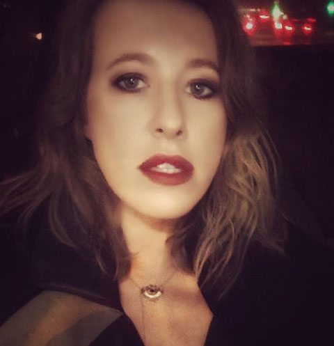 Kseniya Sobchak Nude Photos 70