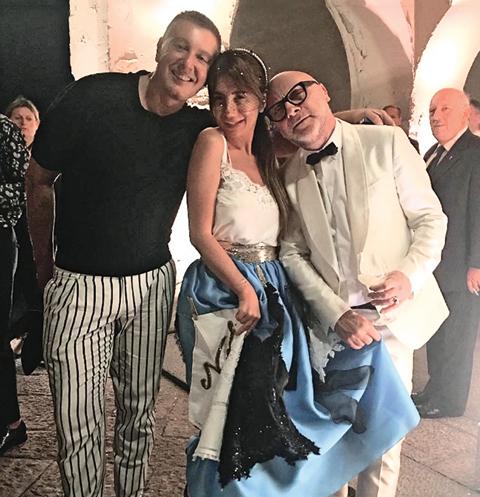 Stefano Gabbana 2017