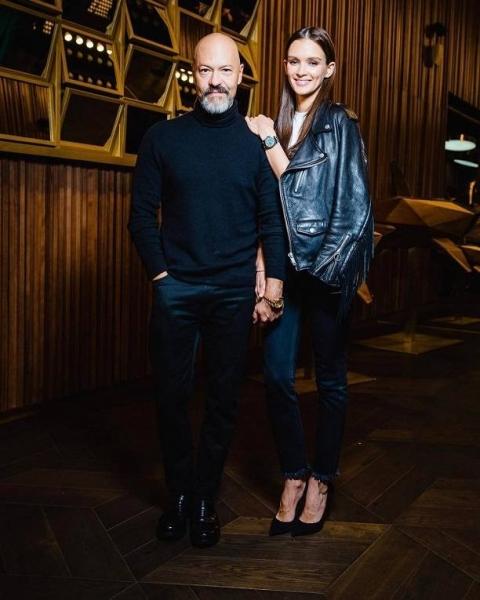 Tyra Banks Professor: Fyodor Bondarchuk Introduced To Paulina Andreeva With