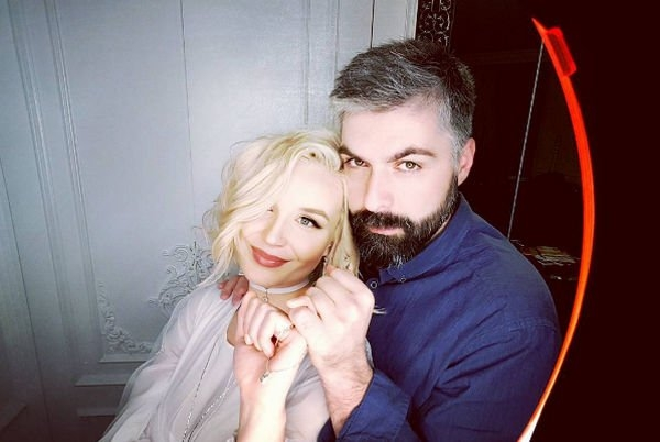 dmitry nagiyev in a familiar manner  congratulated polina gagarina  u2013 celebrity news