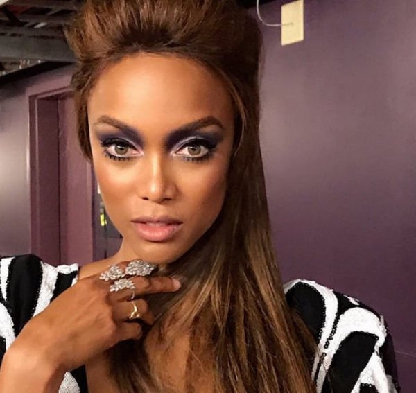 Tyra Banks And Son: Tyra Banks Can Not Cope Alone With A Young Son